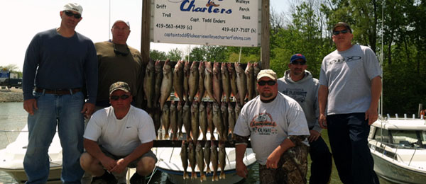 May Walleye Limit